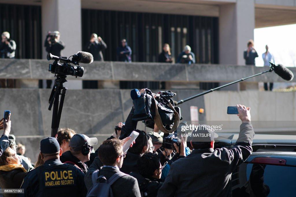 US-POLITICS-INVESTIGATION-RUSSIA-FLYNN : News Photo