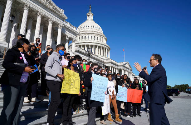 DC: Community College Students Host Rally To Save Free Community College