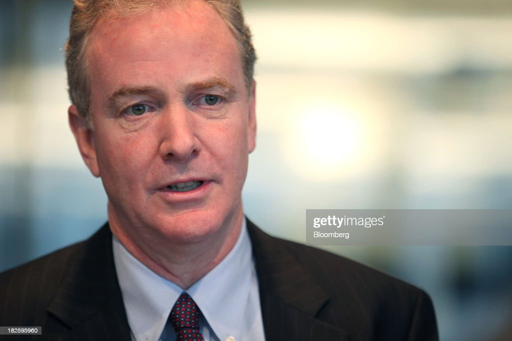 Congressman Chris Van Hollen Interview