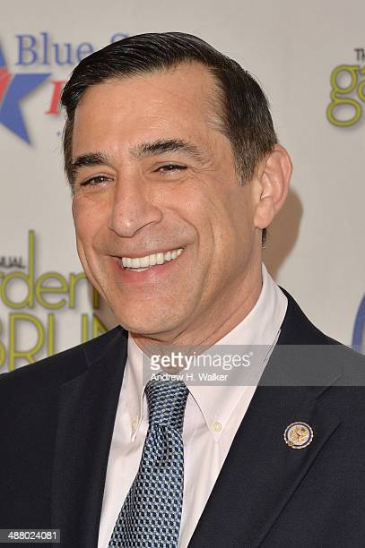 S Representative Darrell Issa attends the 2014 Annual Garden Brunch at the BeallWashington House on May 3 2014 in Washington DC