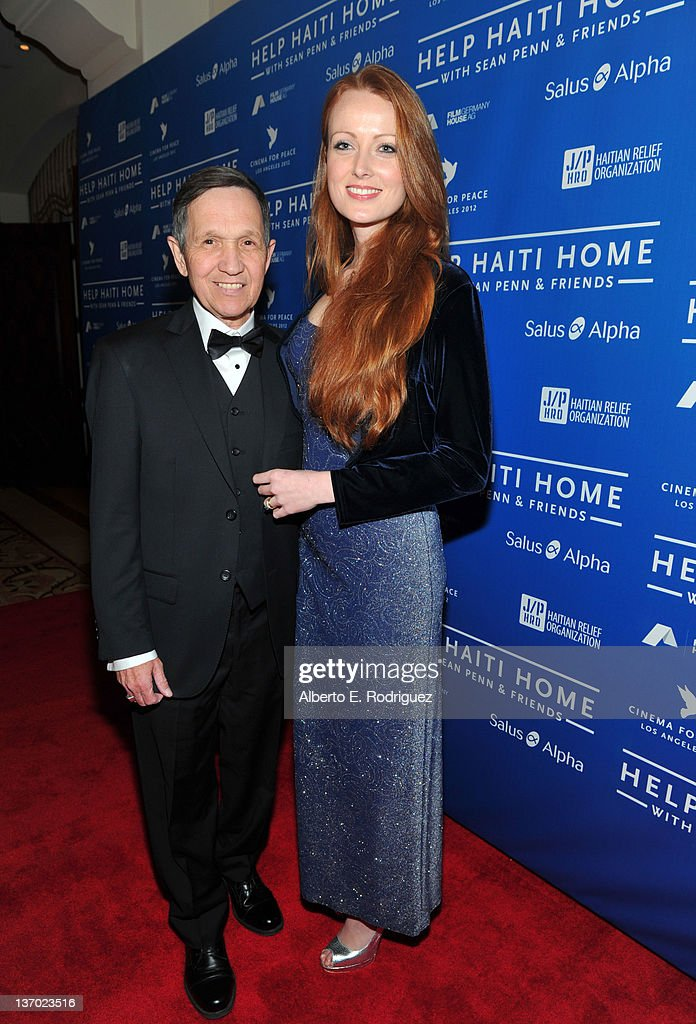 Cinema For Peace Event Benefitting J/P Haitian Relief Organization In Los Angeles - Red Carpet