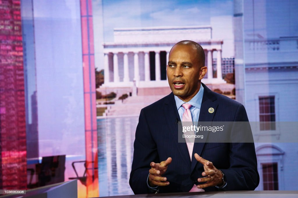 U.S. Representative Hakeem Jeffries Interview