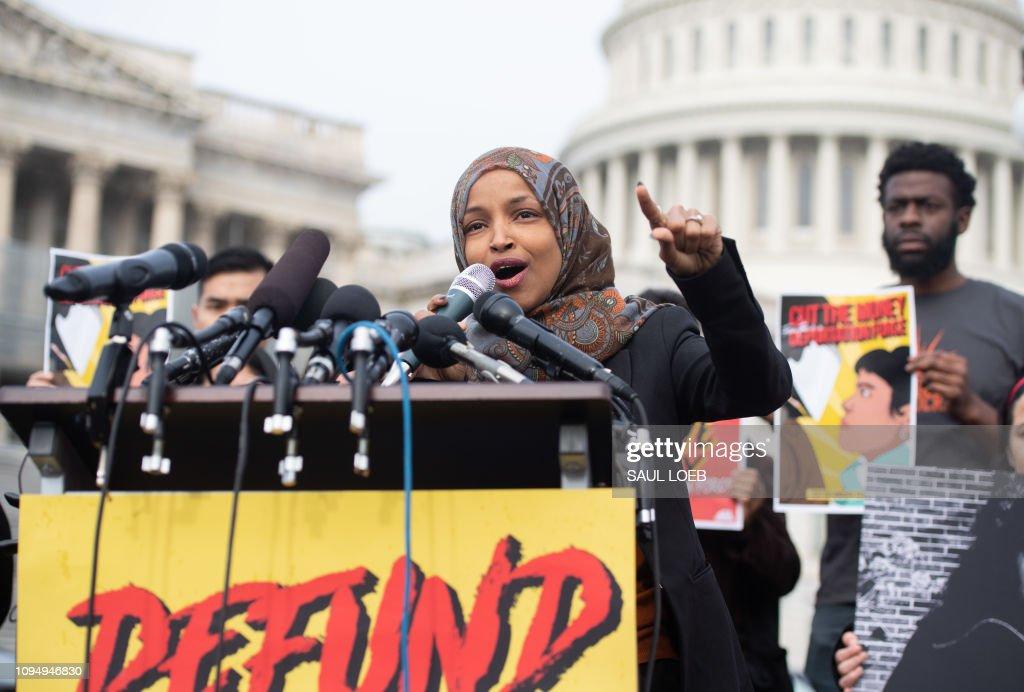 US-POLITICS-IMMIGRATION : News Photo