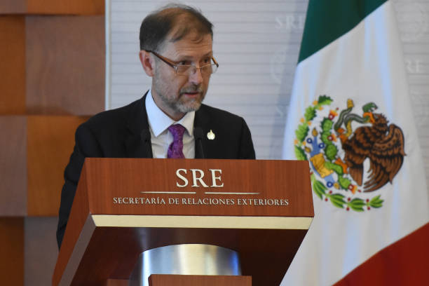 Sign Agreement Between Mexico And Un High Commissioner For Human