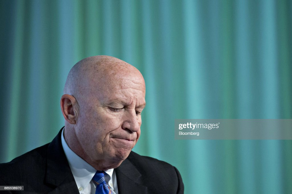 Representative Kevin Brady Speaks At The SIFMA Annual Meeting : News Photo