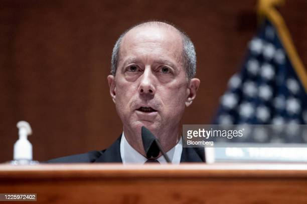 Representative Mac Thornberry a Republican from Texas and ranking member of the House Armed Services Committee speaks during a House Armed Services...