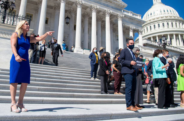 DC: Speaker Pelosi, House Democratic Women's Caucus Hold Press Conference