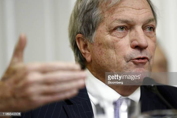 Representative Mark DeSaulnier a Democrat from California speaks during a House Rules Committee markup meeting on Capitol Hill in Washington DC US on...
