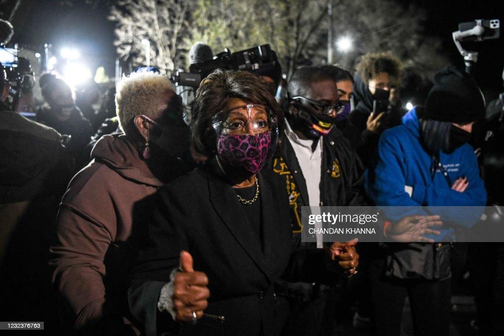 US-RACISM-POLICE-CRIME-UNREST : News Photo