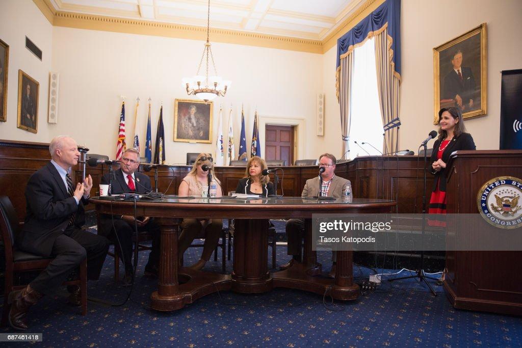 SiriusXM's Congressional Veterans Forum, Hosted By Jennifer Hammond