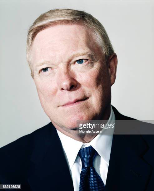 US Representative Richard Gephardt is photographed for New York Times Magazine on November 22 2004 in New York City