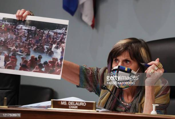 Representative Rosa DeLauro, a Democrat from Connecticut and chairwoman of the House Appropriations Subcommittee on Labor, Health and Human Services,...
