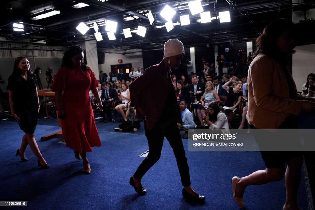 POLITICS-TRUMP-HOUSE-US-politics-Trump : News Photo