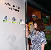 melbourne australia representing cricket australia hall