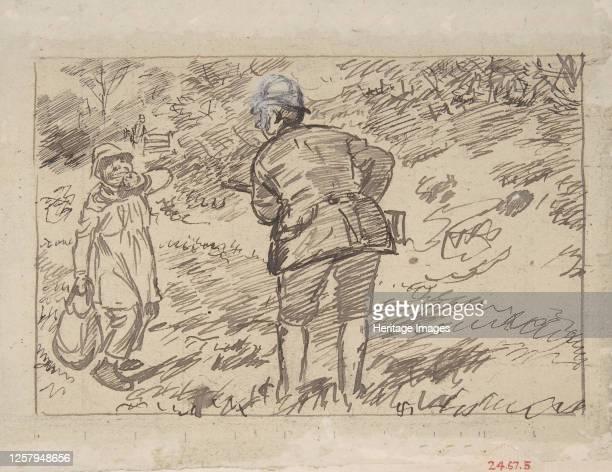 A Reproof 18701891 Artist Charles Samuel Keene