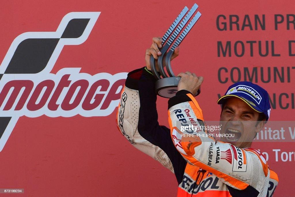 MOTO-PRIX-ESP-VALENCIA : News Photo
