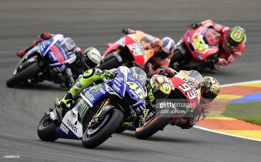 MOTO-ESP-PRIX-VALENCIA : News Photo