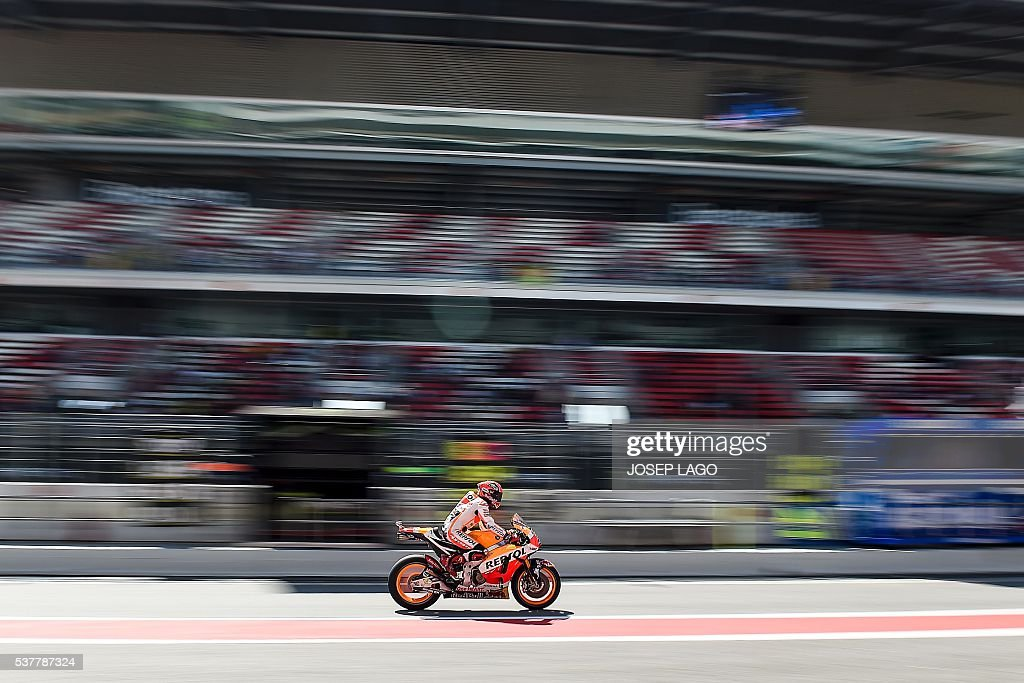 MOTO-PRIX-ESP-GP : News Photo