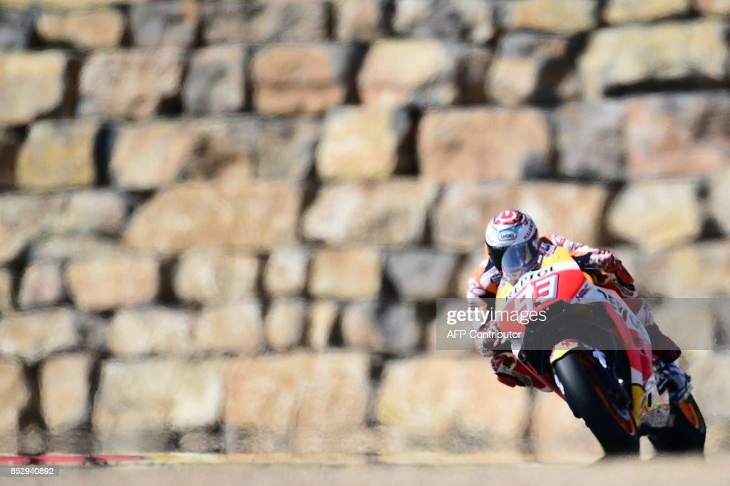 MOTO-PRIX-ESP-ARAGON : News Photo