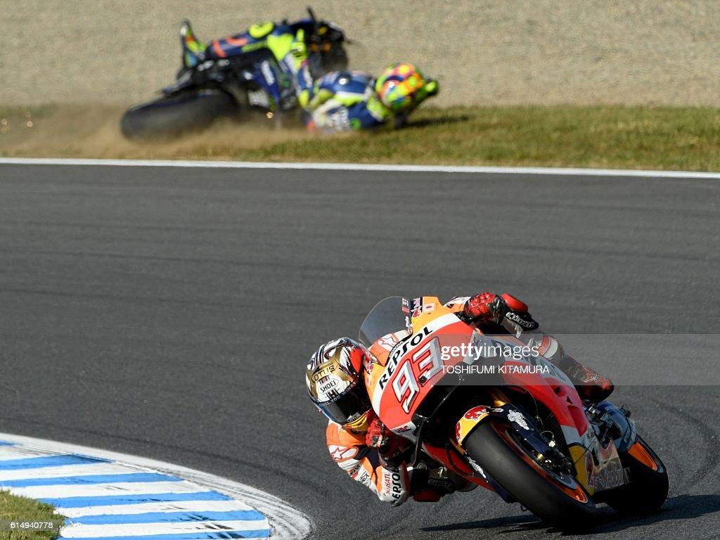 TOPSHOT-MOTO-PRIX-JPN : News Photo
