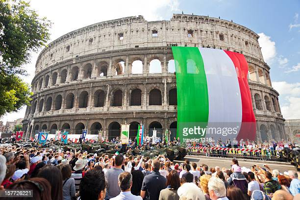 Republic Day In Rome.