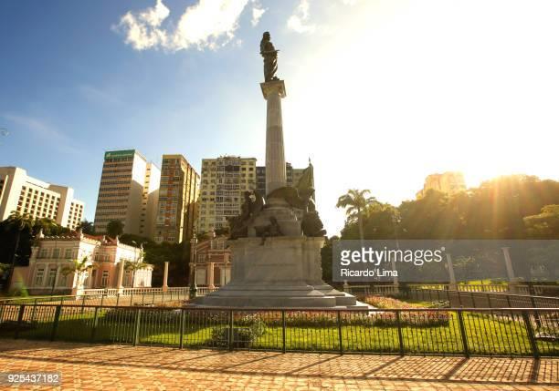 Republic Monument, Belem, Brazil