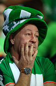 republic ireland fans look stress last