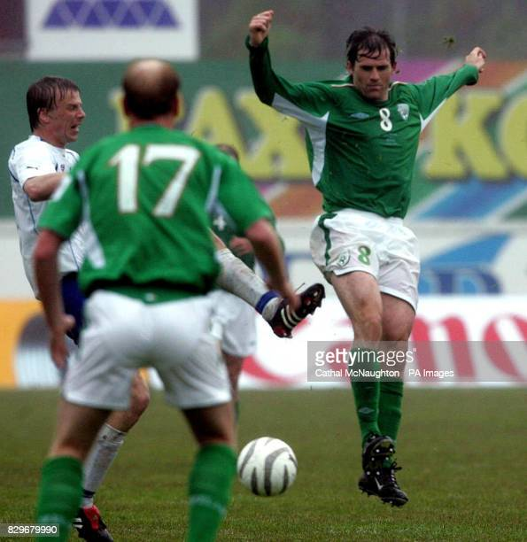 Republic of Ireland's Kevin Kilbane