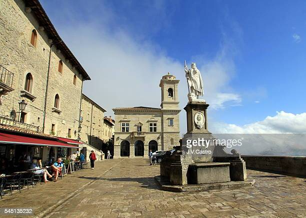 republic of san marino - republic of san marino stock pictures, royalty-free photos & images