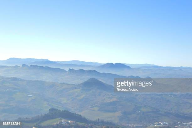republic of san marino - republic of san marino stock photos and pictures