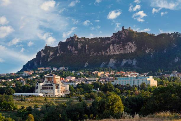 Republic of San Marino The three towers