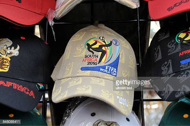 Republic of South Africa Kapstadt Cape Town basecap with logo of the FIFA World Cup 2010