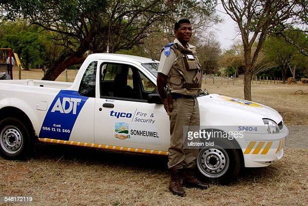 Republic of South Africa Mpumalanga Transvaal Nelspruit ADT Security firm