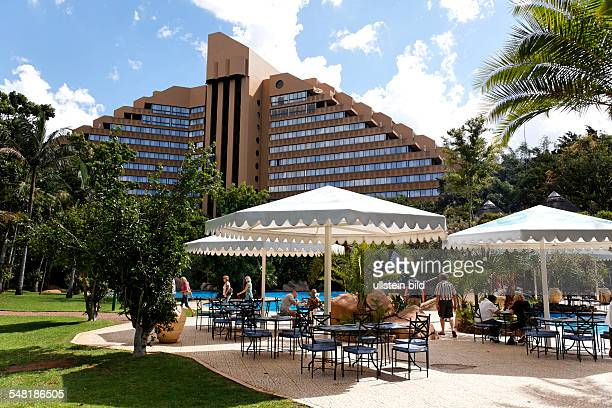 Republic of South Africa North West Transvaal Sun City Cascade Hotel