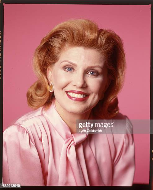 Republican activist Georgette Mosbacher is the author of Feminine Force Release the Power Within to Create the Life You Deserve CEO of the luxury...