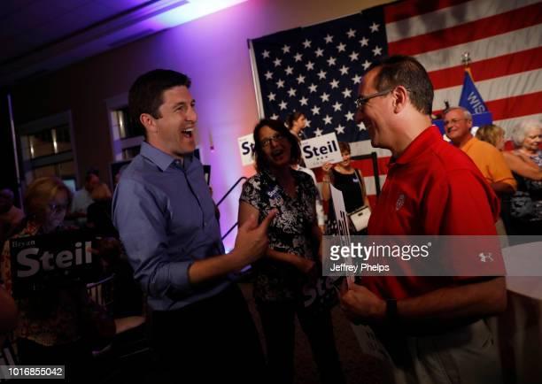 12 Wisconsin Gop Senate Candidate Bryan Steil Attends