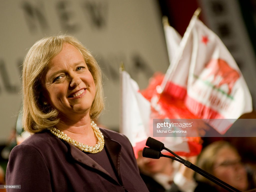 Republican Gubernatorial Candidate Meg Whitman Wins Primary