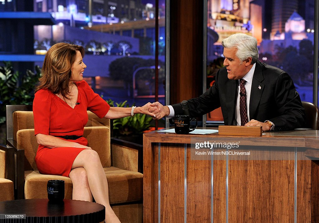 "Jason Statham, Michele Bachmann & Lady Antebellum On ""The Tonight Show With Jay Leno"""