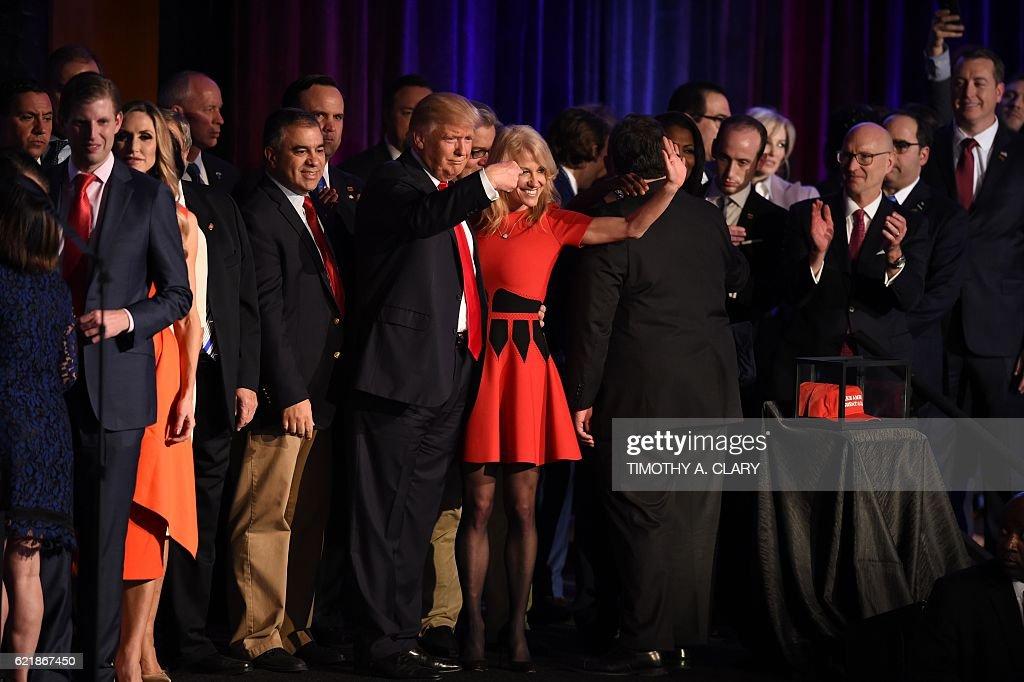 US-VOTE-TRUMP : Foto jornalística