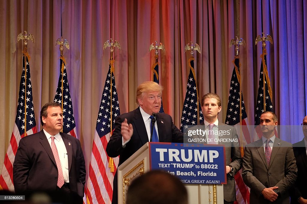 election-US-VOTE-politics : News Photo