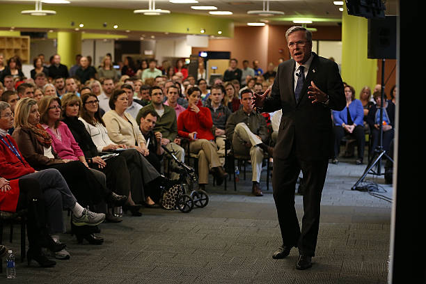 Nationwide Wedding Insurance: Former Florida Governor And Presidential Candidate Jeb