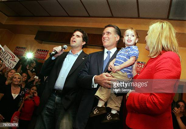 Tagg Romney Pictures and Photos - Getty Images