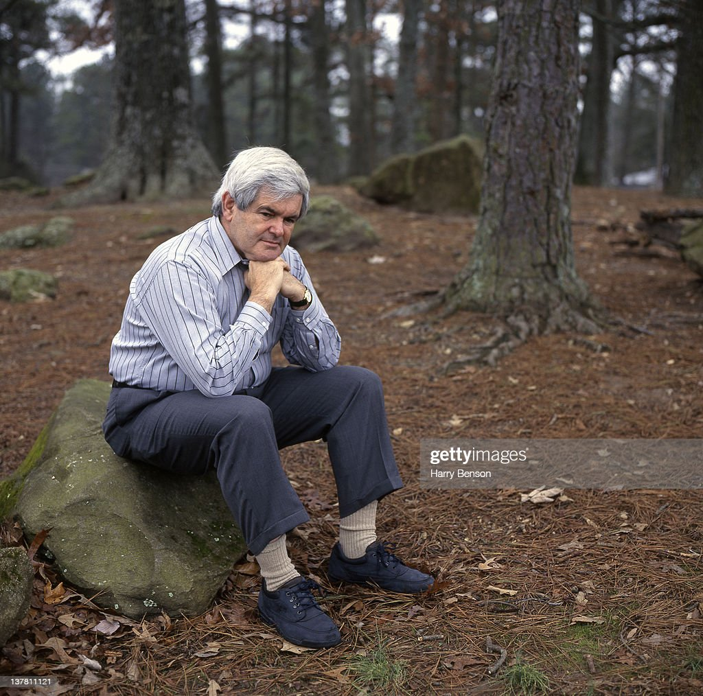 Newt Gingrich, People Magazine, 1995