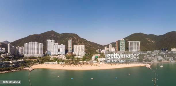Repulse Bay panorama in Hong Kong island