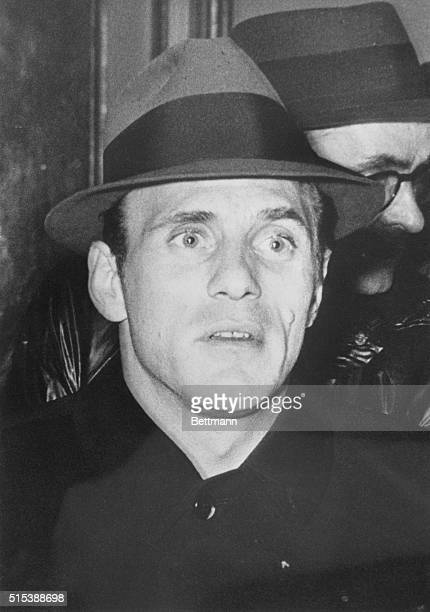 Reputed mobster Joseph Crazy Joe Gallo one of three brothers who fought a bloody battle in the 1960's for control of the Brooklyn underworld was...