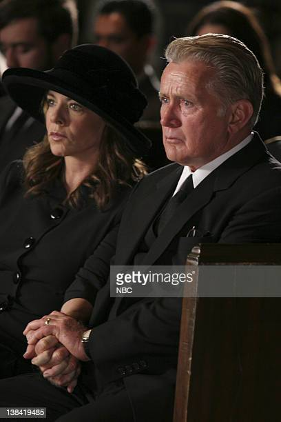 WING Requiem Episode 18 Aired Pictured Stockard Channing as Abbey Bartlet Martin Sheen as President Josiah Jed' Bartlet