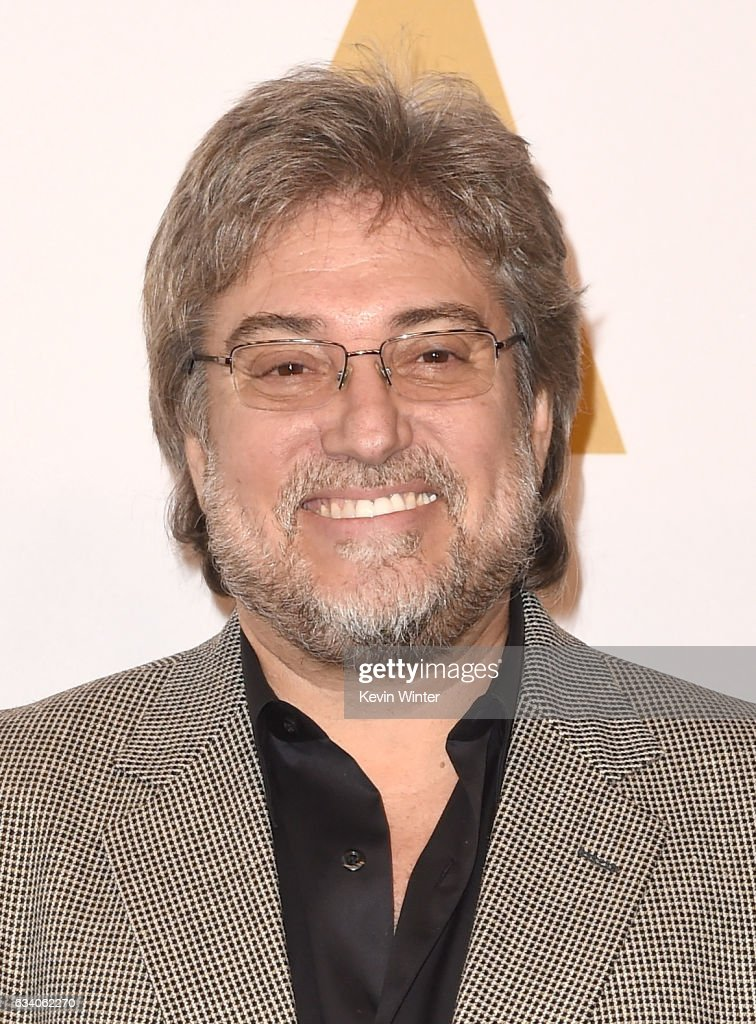Re-recording mixer Greg P. Russell attends the 89th Annual Academy Awards Nominee Luncheon at The Beverly Hilton Hotel on February 6, 2017 in Beverly Hills, California.