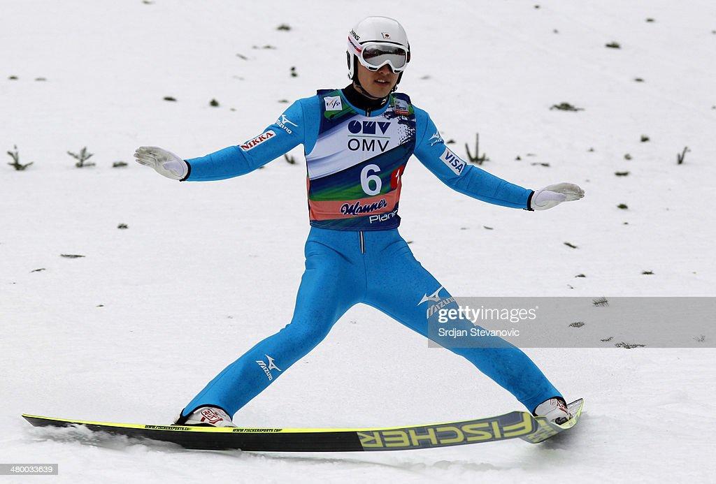 FIS Ski Jumping Ladies World Cup Planica