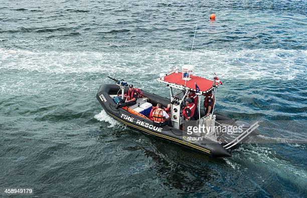 Rescue Boat Patrol