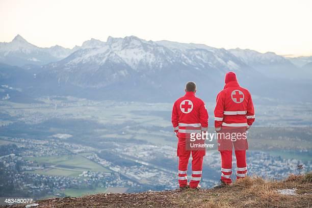 Rescue Service in the Alps